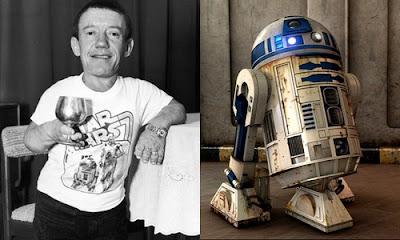 Kenny Baker - R2-D2