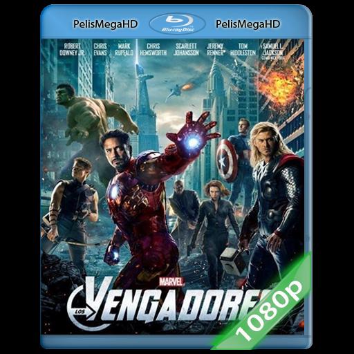Los Vengadores (2012) 1080P HD MKV ESPAÑOL LATINO