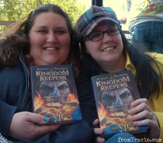 Tracy and Tracie Kingdom Keepers