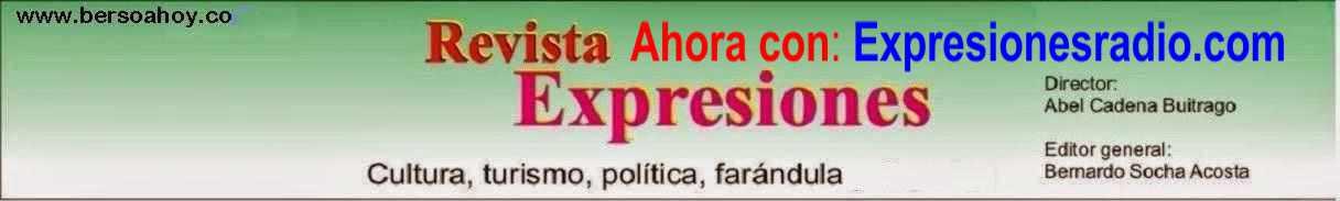 Revista Expresiones inicio