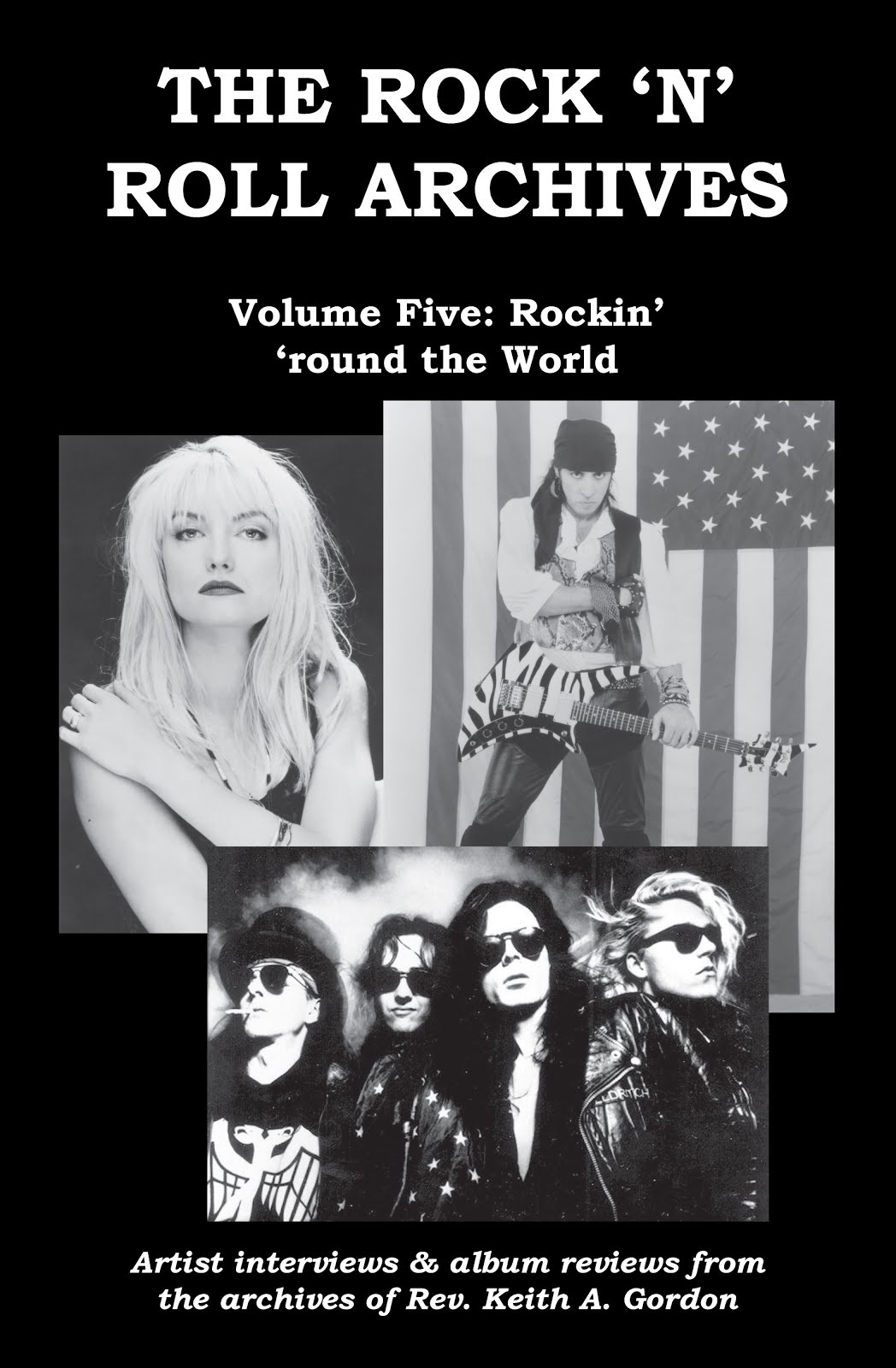The Rock 'n' Roll Archives: Rockin' 'round the World