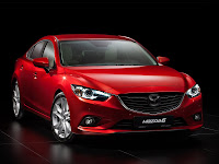 2013 Mazda 6 Sedan japanese car photos 1