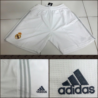 Celana Real Madrid home terbaru musim 2015/2016 toko online baju bola  dan celana bola kualitas grade ori made in thailand