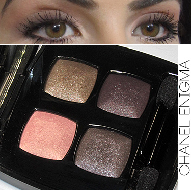 Chanel Enigma Quad