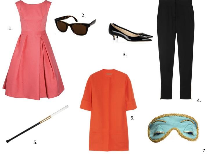 Audrey Hepburn - Breakfast at Tiffany's style - 60's fashion - movie -