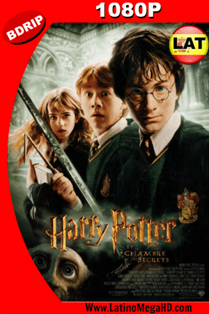 Harry Potter y la Cámara Secreta (2002) Latino HD BDRIP 1080P ()