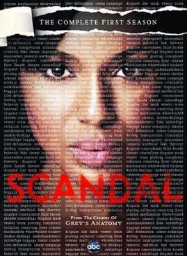 Série Scandal - 1ª Temporada 2012 Torrent