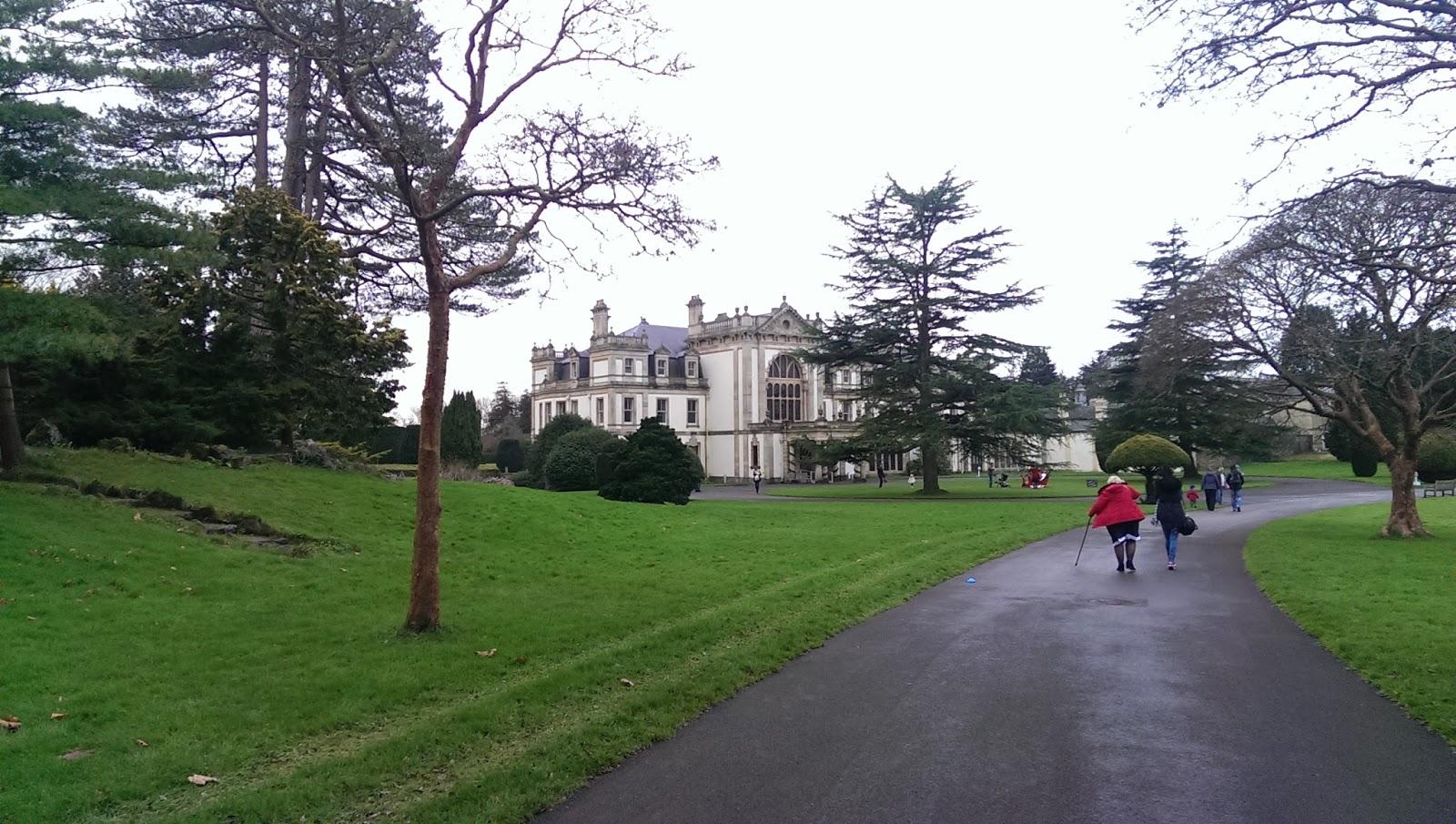 Dyffryn House at Dyffryn Gardens