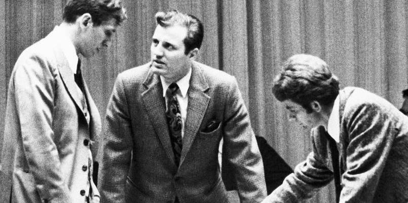 Le duel du siècle entre l'Américain Fischer et le Russe Spassky, décor du dernier Indridason