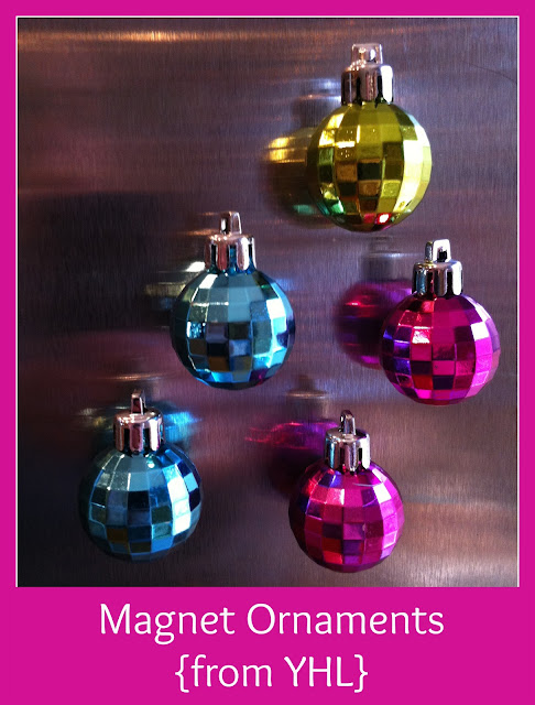 magnet ornaments