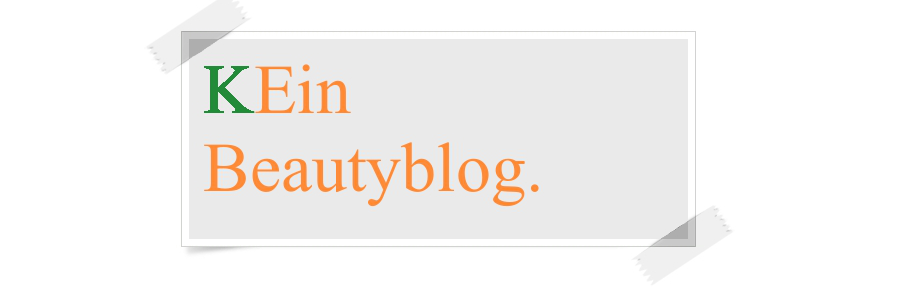 KEin Beautyblog.