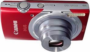 The Best Canon IXUS 150 Review With Complete Specifications-Latest IXUS Cameras Of 2014