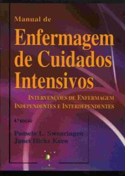 Livro Manual de Enfermagem de Cuidados Intensivos   Pamela L. Swearingen