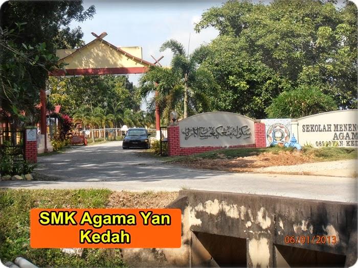 Sekolah Menengah Agama Di Kedah Red Pastel B