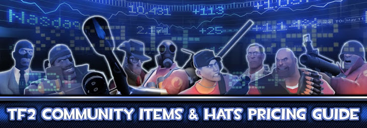 TF2 Community Items & Hats Pricing Guide