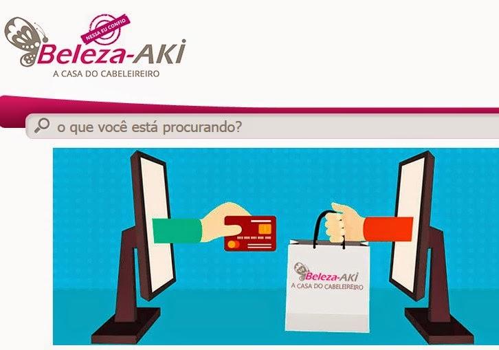 Loja Virtual Beleza-Aki
