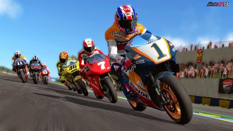 MotoGP 14 Free Full Version PC Gmae