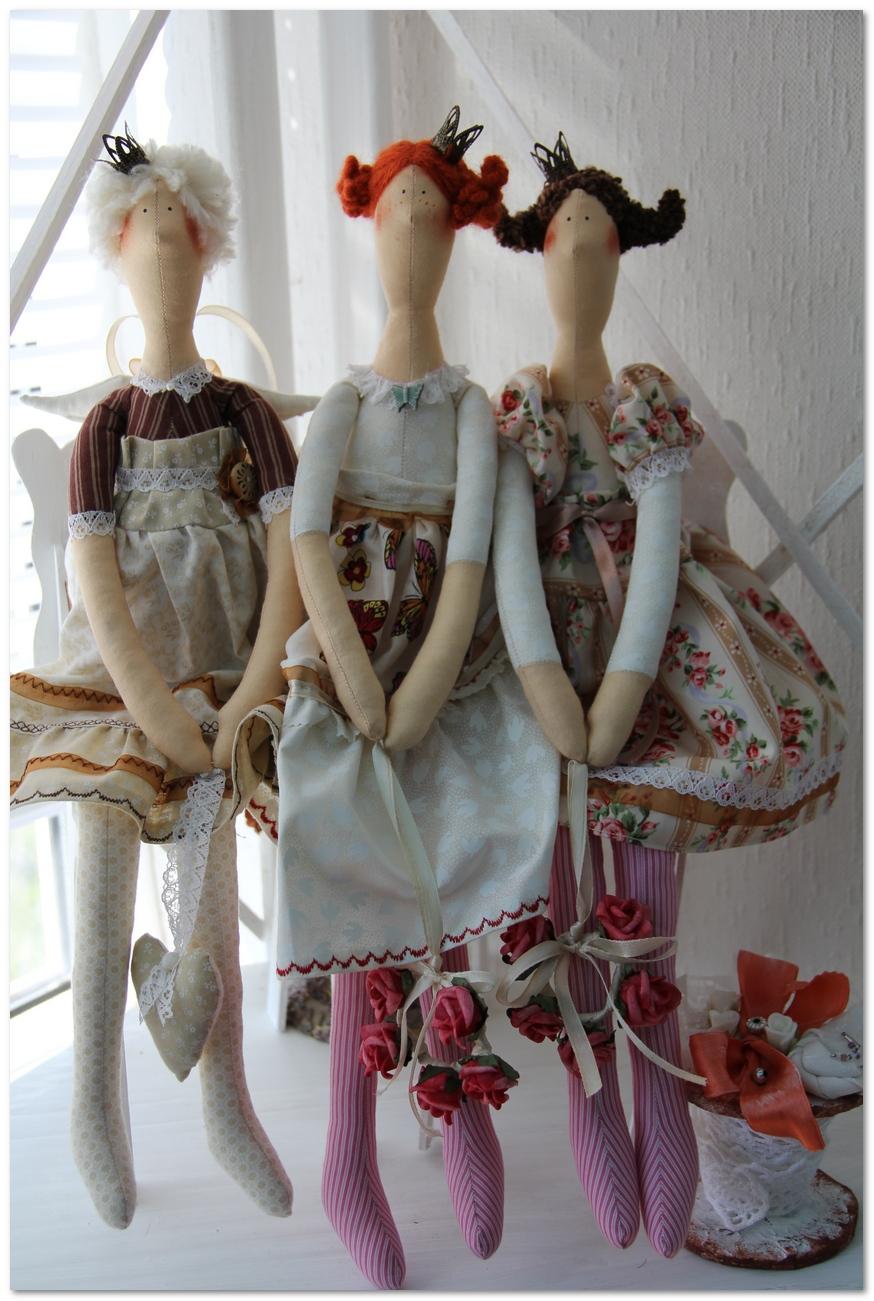 Кукла Тильда : своими руками для начинающих, выкройка, сшить 60