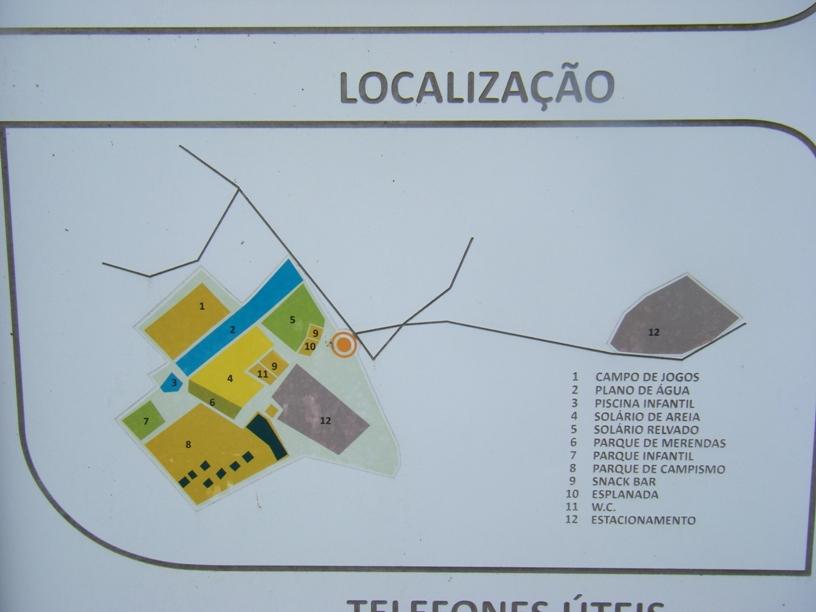 Plano da Zona Balnear da Aldeia Ruiva