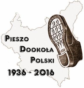 Pieszo dookoła Polski 1936-2016