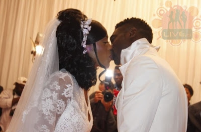 kolo toure wedding 7