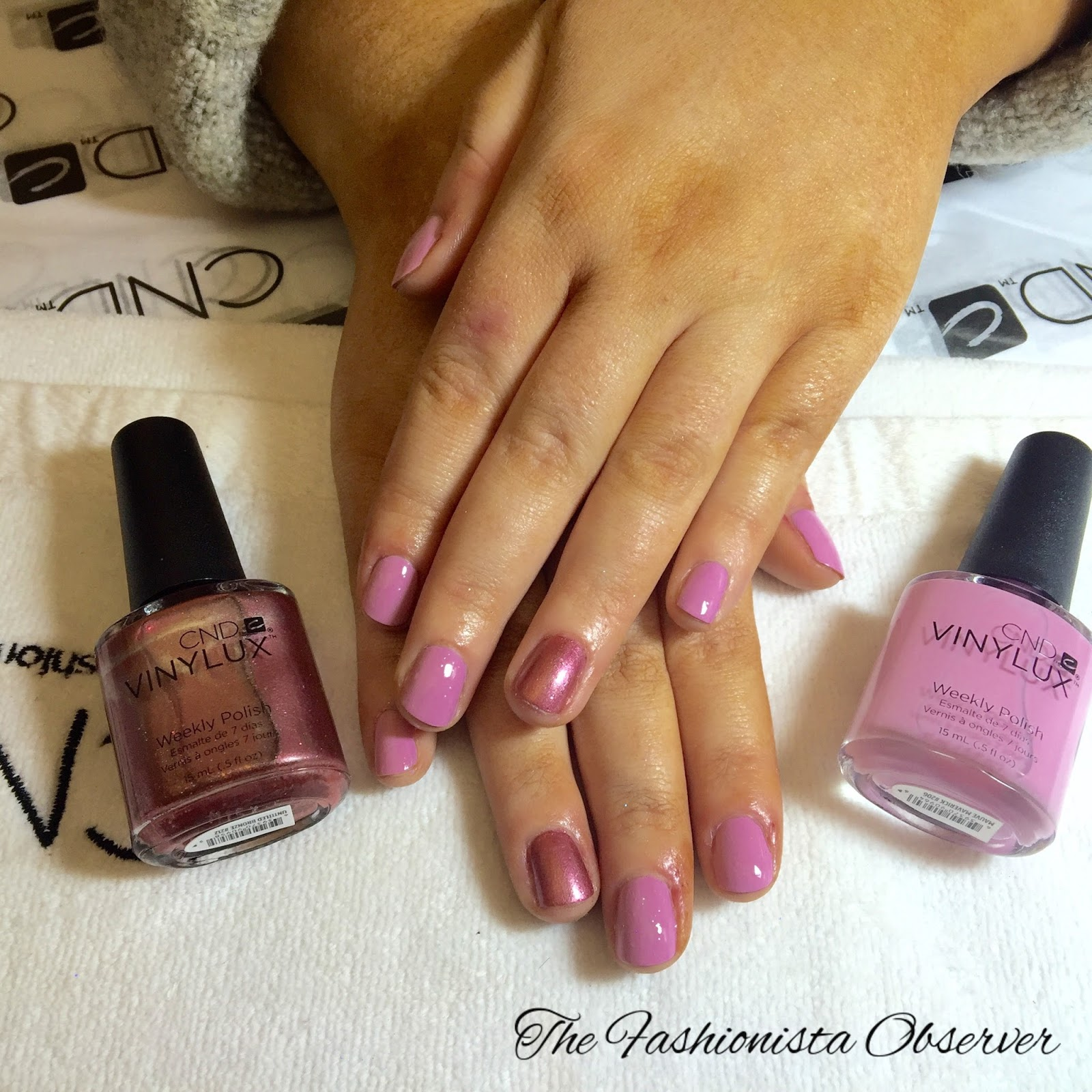 Cnd Vinylux Is It A Yay Or Nay For These Weekly Nail Polish