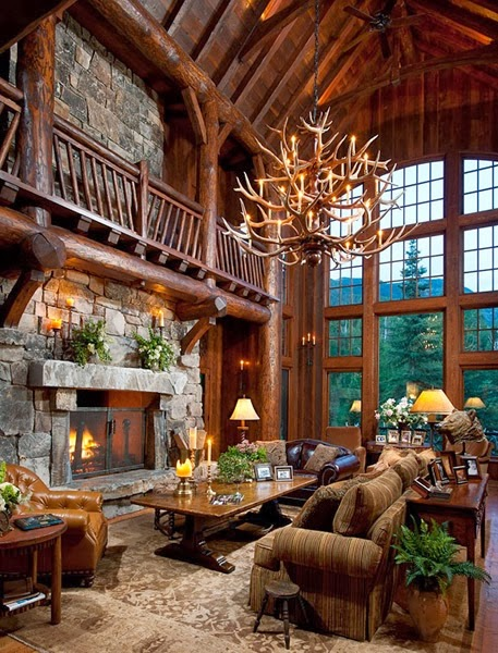 Decorating A Mountain Home