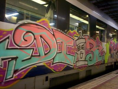 Dib graffiti
