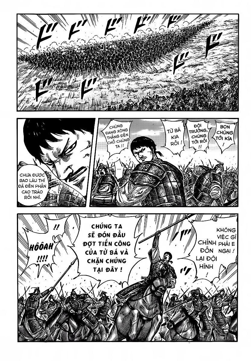 Kingdom - Vương Giả Thiên Hạ trang 10
