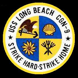 USS Longbeach Logo