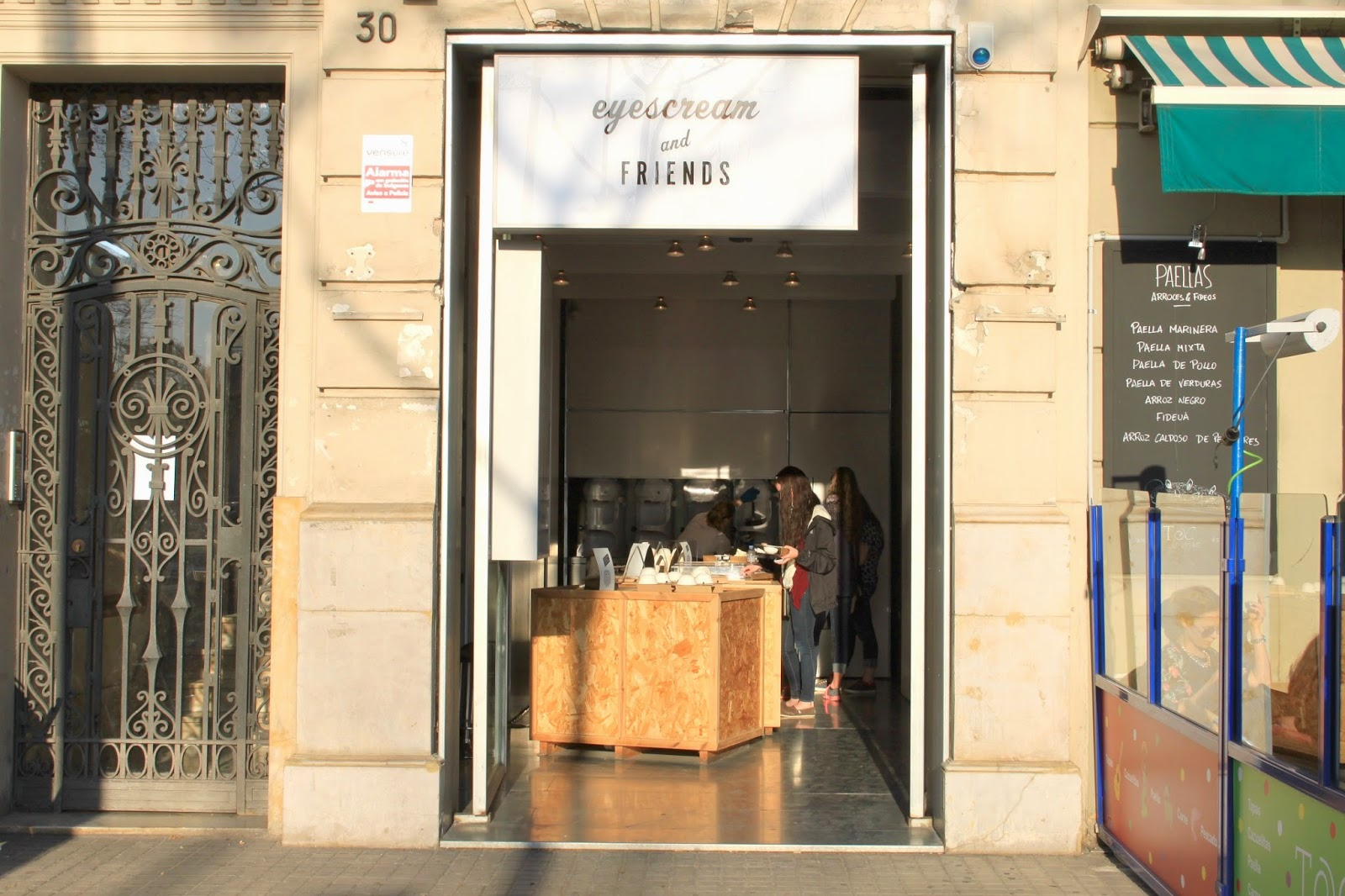 barcelona: places to eat and drink