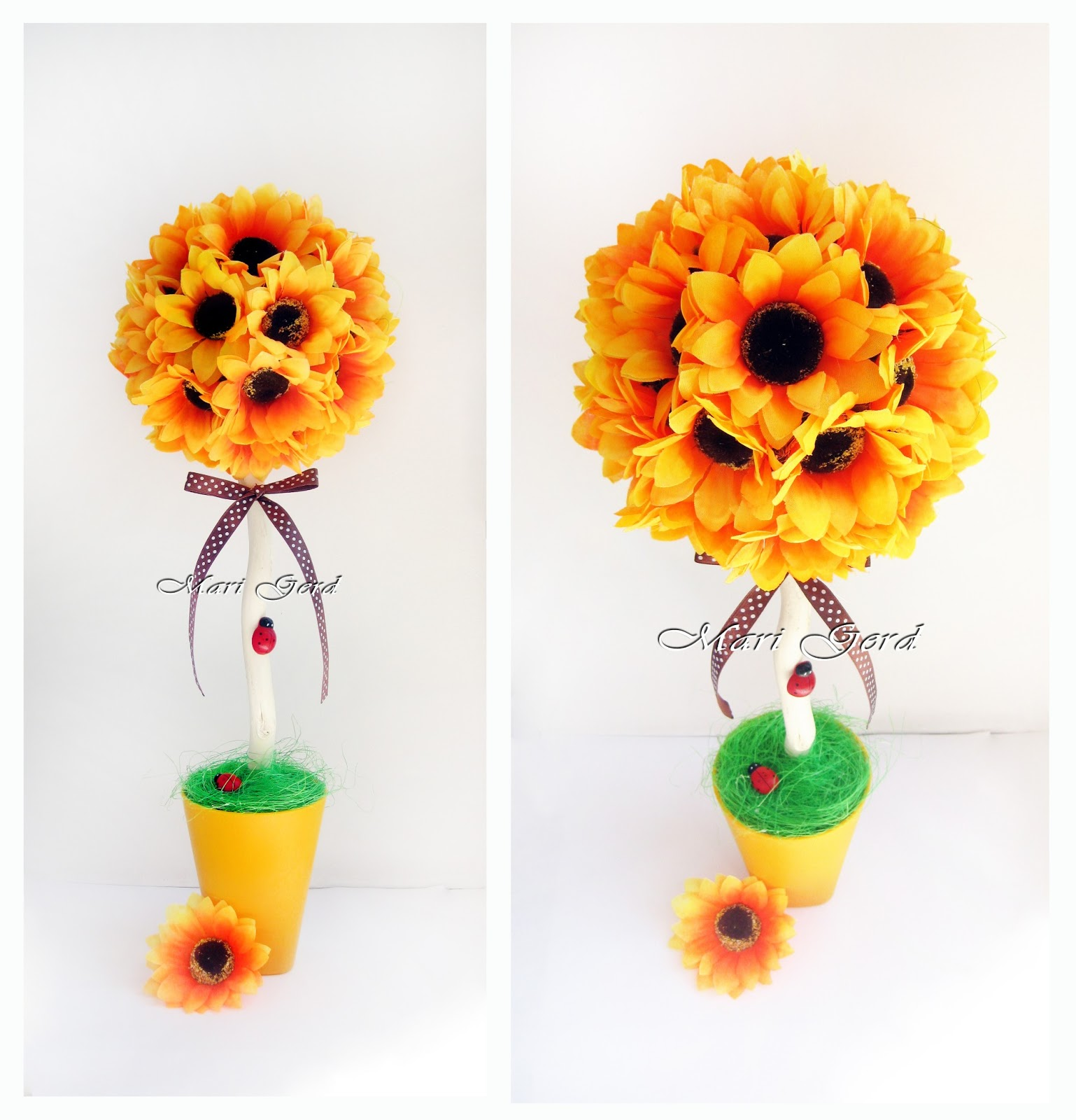 Искусственные цветы своими руками, фото мастер классы 84