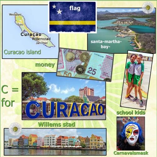 March.2016. C= for Curacao (Custom)
