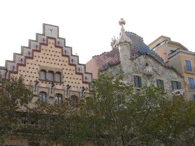 Casa Amatller i Batlló in Barcelona