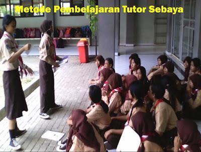 langkah langkah Metode Tutor Sebaya dalam Kelompok