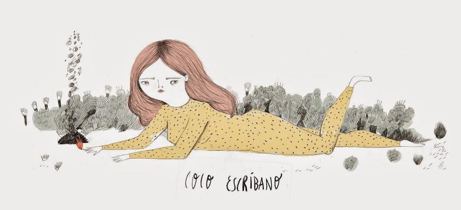 Coco Escribano *Ilustración*
