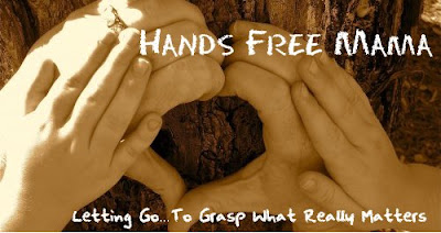 Hands Free Mama blog