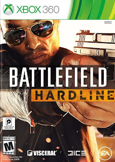 Battlefield Hardline XBOX 360 Cover Caratula