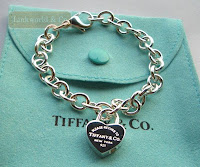 Tiffany Bracelet Charms