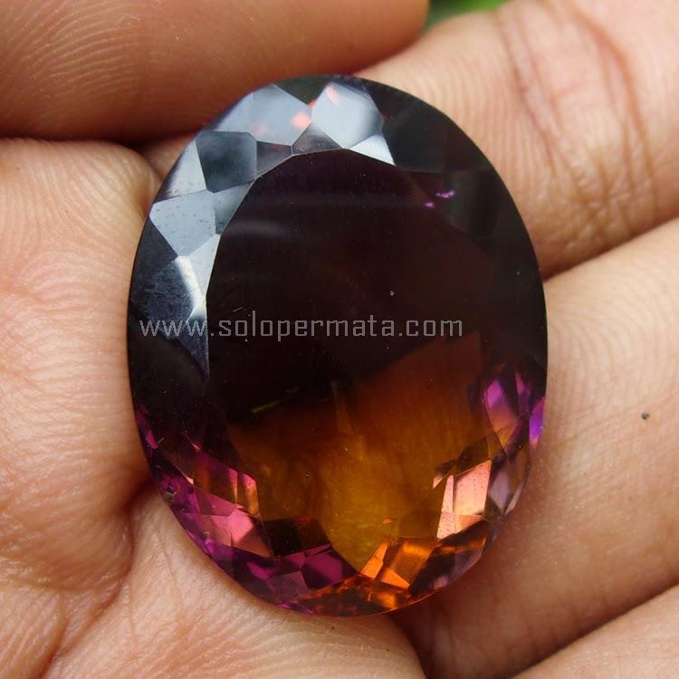 Batu Permata Ametrine - SP461