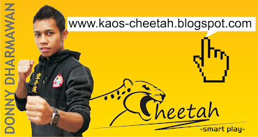 #kaos cheetah mantab buat gaya