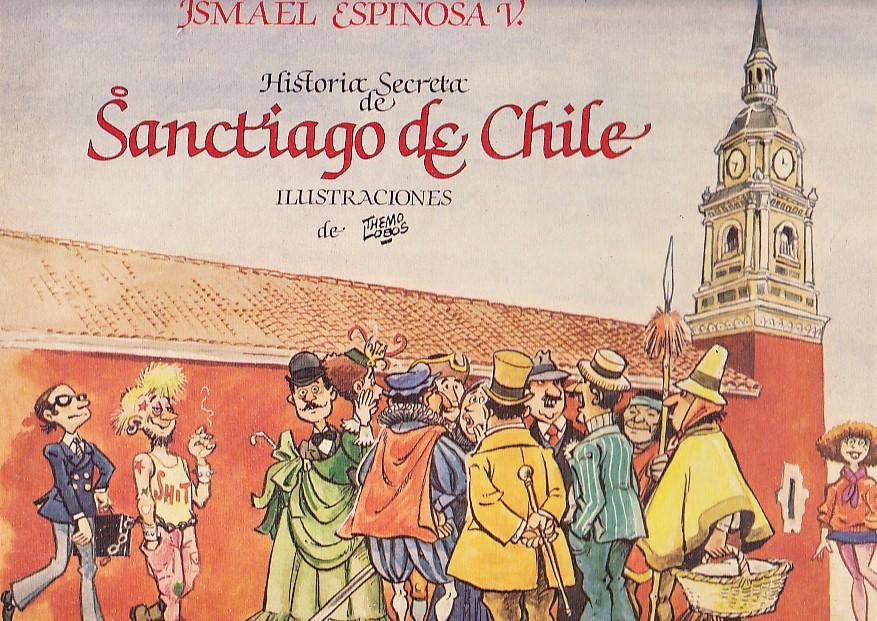 historia secreta santiago: