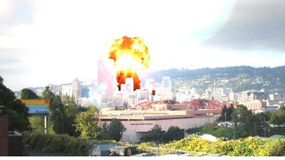 will multiple nukes in US cities lead to armageddon?