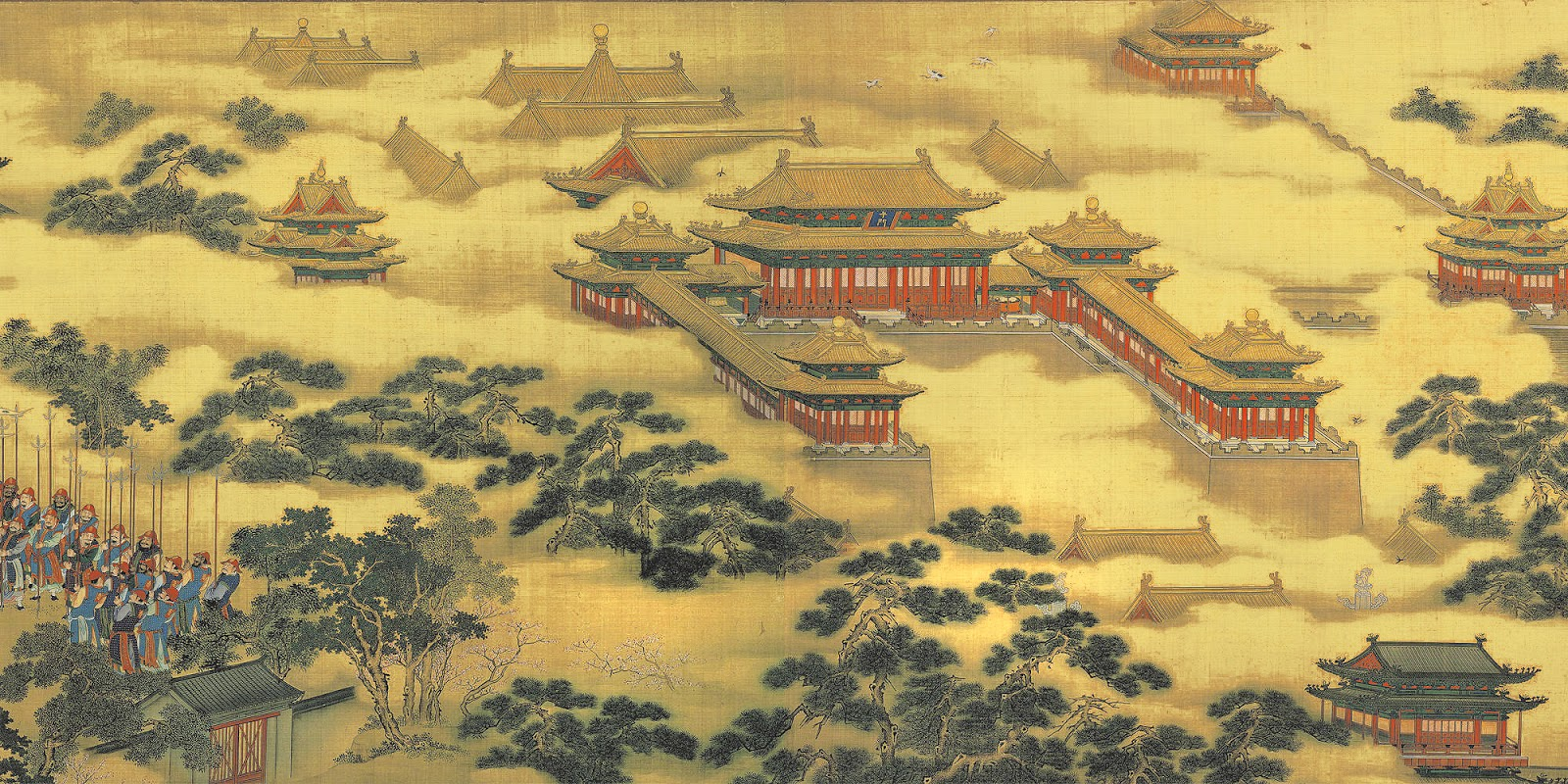 japanese art imperial paintings - photo #14