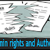 How to Revoke Admin rights and Authorship by Yourself?