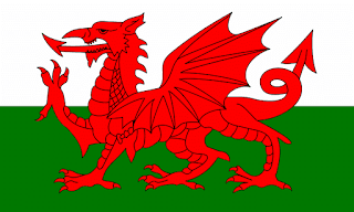 The Red Dragon, National symbol of Wales