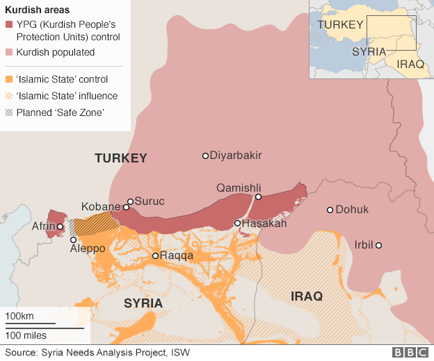 Geopolitical Analysis And Monitoring TURKEYS SYRIAN STRATEGY - Where is syria and turkey