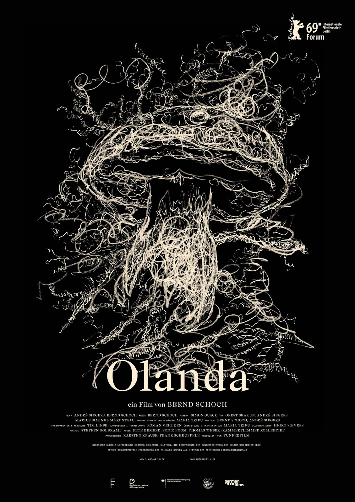 OLANDA movie by Bernd Schoch