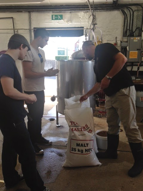 From Cask Master to Brew Master