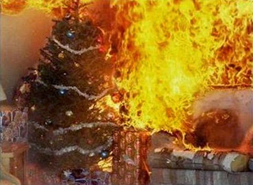 safety during christmas season